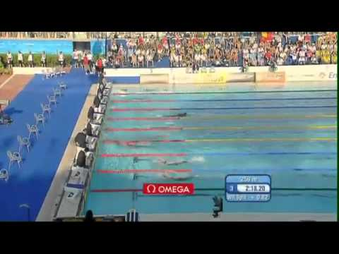 2009 Swimming World Championships Men's 400m Freestyle Final