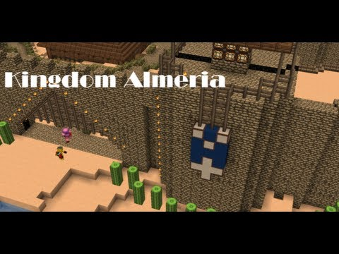 Minecraft: The Kingdom Almeria Deel 24: Tunnel Expeditie!!!!!