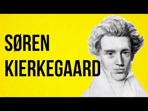 Philosopher Kierkegaard