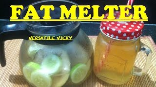 Fat Melter Diet Drink / Fat Cutter Diet Drink / Miracle Fat Melting Diet Drink
