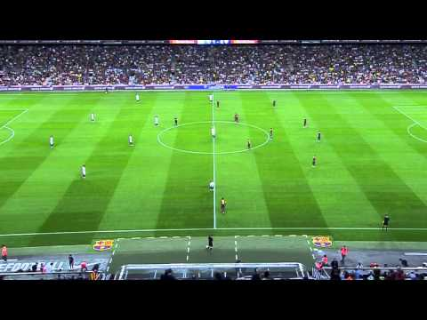 Barcelona Sevilla Highlights HD 14.09.2013