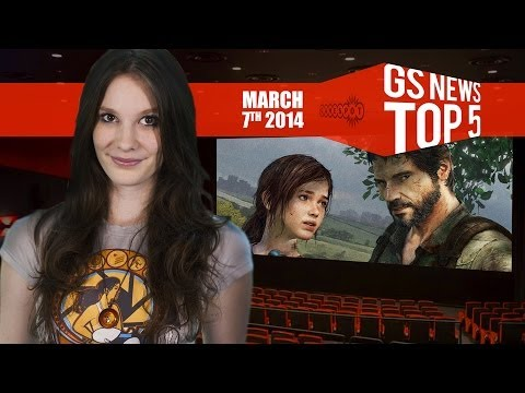 GS News Top 5 The Last of Us Movie + Batman: Arkham Knight Details
