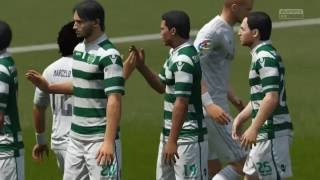 Real Madrid vs Sporting CP 2-1 Champions League 14/9/2016 Gameplay Walkthrough FULL MATCH