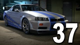 Need for Speed - Part 37 - Making Paul Walker's Nissan GTR Skyline