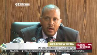 Ethiopia government reassures investors after protesters damage assets CCTV