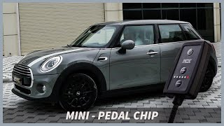 Mini Cooper Pedal Chip Tuning Throttle Controller Installation Test