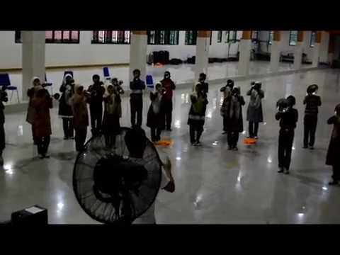 Marching Band Latansa Corps video