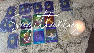 Sagittarius January 2019// the need for forgiveness + success behind the scenes