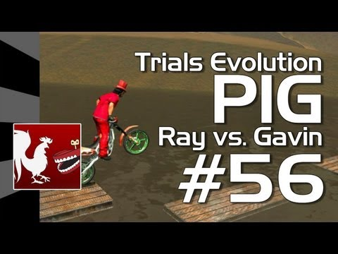 Trials Evolution - Achievement PIG #56 (Ray vs. Gavin)
