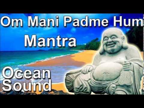 MANTRA FOR SLEEP - Om mani padme hum mantra 8 hour full night...