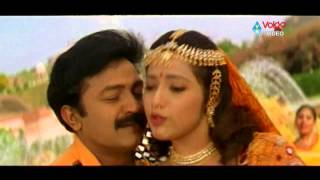 Maa Annayya Movie Songs -  Pilla Bhale - Rajshekar, Meena - HD