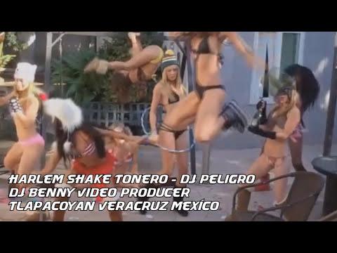 Dj Peligro - Con Los Terroristas - Harlem Shake Tonero Rmx (VIDEO DJ BENNY)