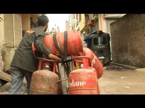 Cabinet raises quota of subsidised gas cylinders