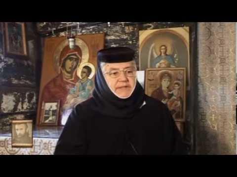† Parintele Arsenie Boca (Marturisirile staretei Marina Lupou - Manastirea Bic/Salaj)