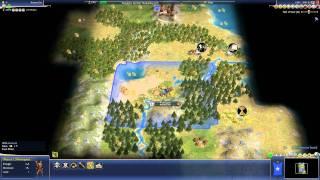 Civilization IV #1 - Monarch Tutorial (Part 1/8)