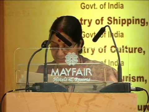 21, March 2015 - Maritime security important for India's bilateral ties, says foreign minister