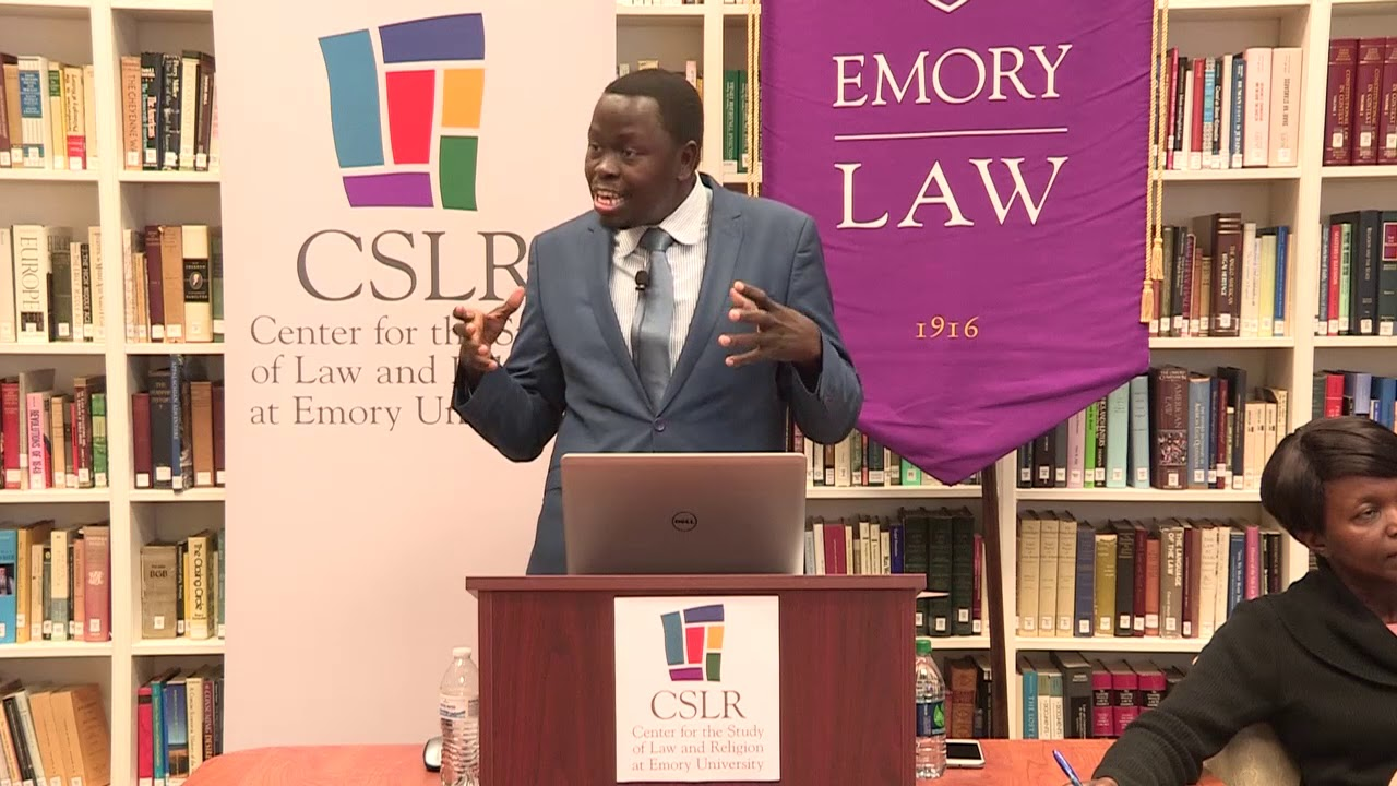 John Wamwara: Christianity and Human Rights in Africa series: Part III