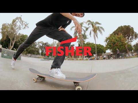 Ben Fisher Black/Gold Maglight  | Tensor Trucks