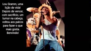 Watch Lou Gramm Time video
