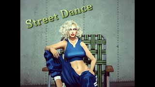 Street Dance  - Yasmin MOVE! Animations