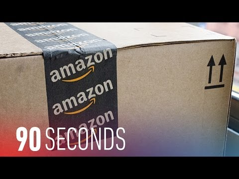 Is it Prime time for Amazon's smartphone? 90 Seconds on The Verge