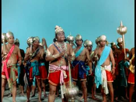 Sankat Mochan Naam Tiharo  Ko Nahi Jaanat  - Mahabali Hanuman...