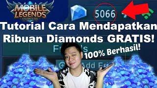 Download lagu Cara Mendapatkan Ribuan Diamonds Gratis Di Mobile Legends 100% gratis