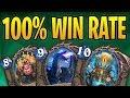 100% Win Rate W/ TRIPLE THREAT Druid | 3x Win Condition Druid | The Boomsday Project | Hearthstone