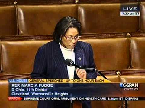 Rep. Fudge: