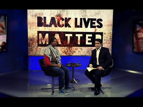 Founder of Black Lives Matter brings Ferguson solidarity to Britain