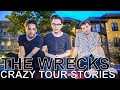 The Wrecks - CRAZY TOUR STORIES Ep. 596