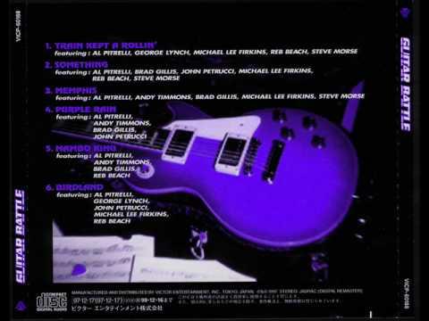 Guitar Battle - Mambo King
