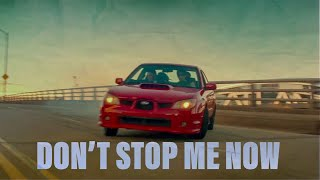 Car Chases | Don't Stop Me Now