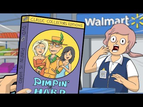 CRAZY Walmart Movie Return Prank - Ownage Pranks