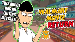 CRAZY Walmart Movie Return Prank - Ownage Pranks