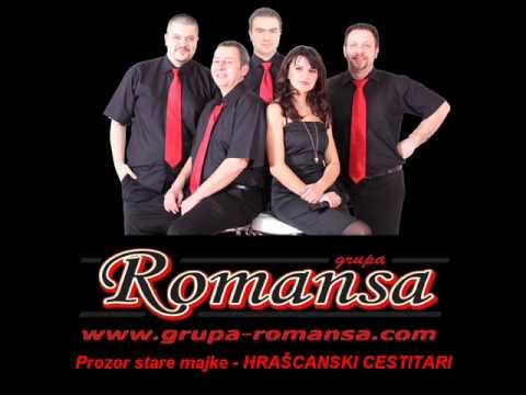 Grupa Romansa - Prozor Stare Majke - HraŠĆanski Čestitari video
