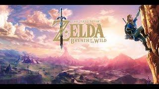 LAMIENDO The Legend Of Zelda Breath of The Wild (Nintendo Switch Primeros minutos)