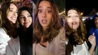 Marina Squerciati   Instagram Live Stream   September 26 2018 w/  Patrick Flueger & LaRoyce Hawkins