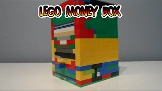 Cool Lego Money (safe)  Box That You Can simply Make At Home!