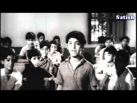 Gunna Mamidi Komma Meeda   Bala Mitrula Katha   Telugu Old Hits   S Janaki   Satyam video
