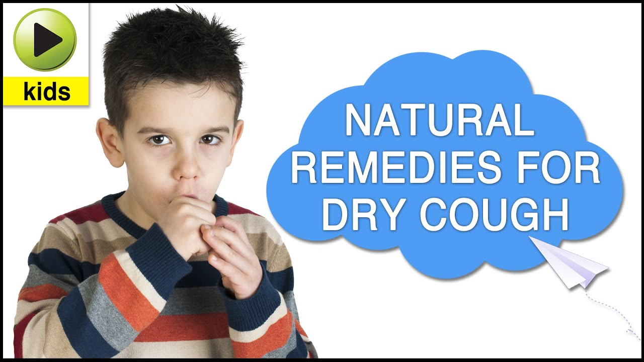 Allergy Dry Cough Home Remedies