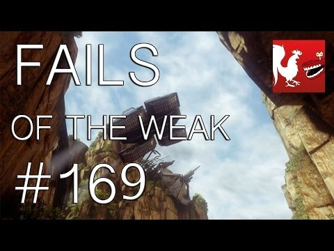 Fails of the Weak - Volume 169 - Halo 4 (Funny Halo Bloopers and Screw-Ups!)