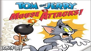 [LONGPLAY] GBC - Tom and Jerry in Mouse Attacks! (HD, 60FPS)