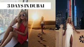 3 Days in Dubai in July | Travel Guide | Louise Cooney