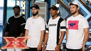 Download Lagu The Judges are feeling Rak-Su's first Audition | Auditions Week 1 | The X Factor 2017 Gratis STAFABAND