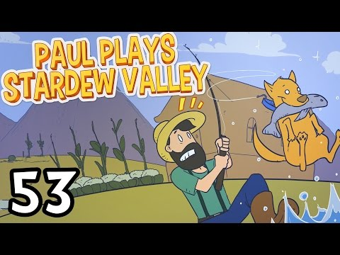 Stardew Valley - E53 - Making Music with Abigail! (Gameplay Playthrough)