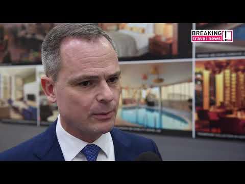 Ignace Bauwens, regional vice president, Middle East, Eurasia & Africa, Wyndham Hotel Group