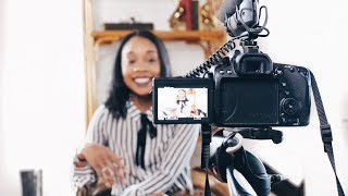How to be Confident & Comfortable on Camera (& Lose Your Nerves FOR GOOD)