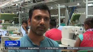 CGTN: Hawassa Industrial Park Providing More Than 100,000 Jobs to People in Ethiopia.