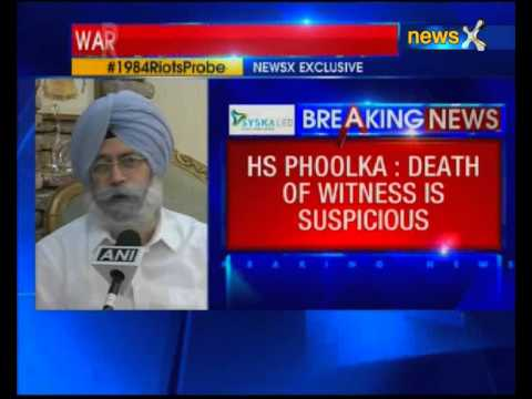1984 riots: Closure report on Jagdish Tytler's role is explosive, says HS Phoolka